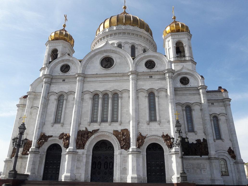 Moskau Christus Kirche