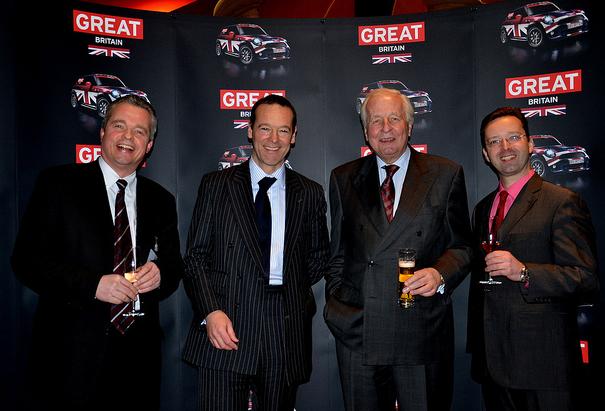 BCCG Neujahrsempfang Britische Botschaft
