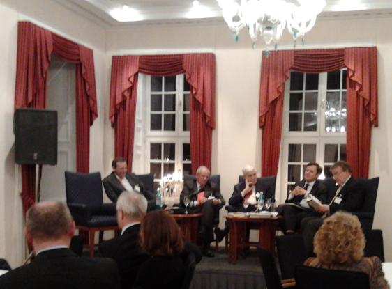 BCCG Britischer Botschafter Simon McDonald CMG Dresden