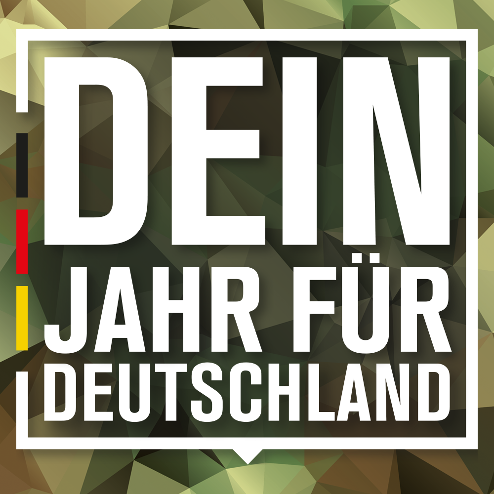 Freiwilliger Wehrdienst im Heimatschtz - Dein Jahr für Deutschland