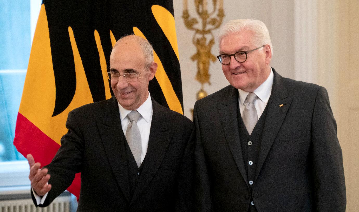 Botschafter akkreditiert Italien Luigi Mattiolo