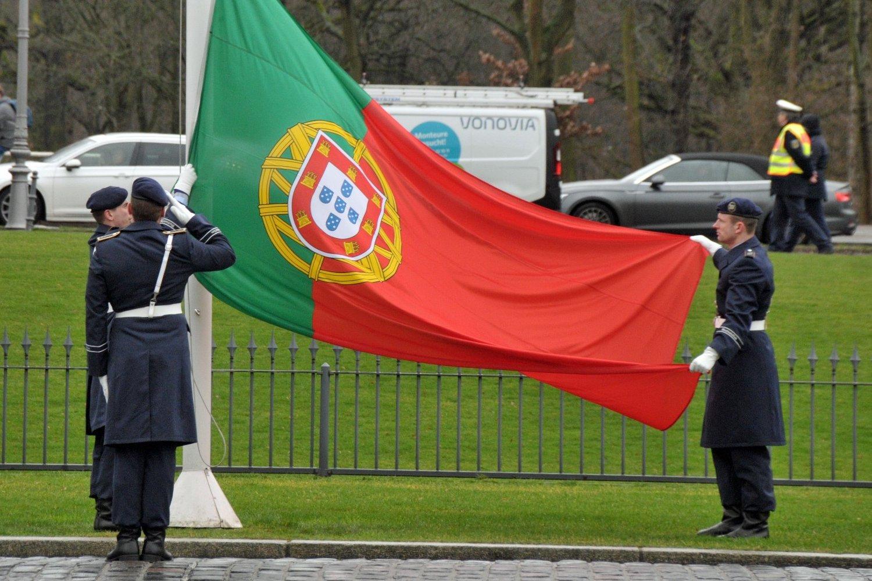 Botschafter von Portugal akkreditiert: Francisco Ribeiro de Menezes