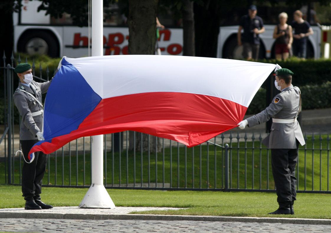 Botschafter der Tschechischen Republik, Tomáš Kafka, bei Bundespräsident Frank-Walter Steinmeier akkreditiert