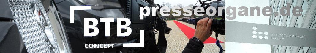 BTB concept Presseorgane